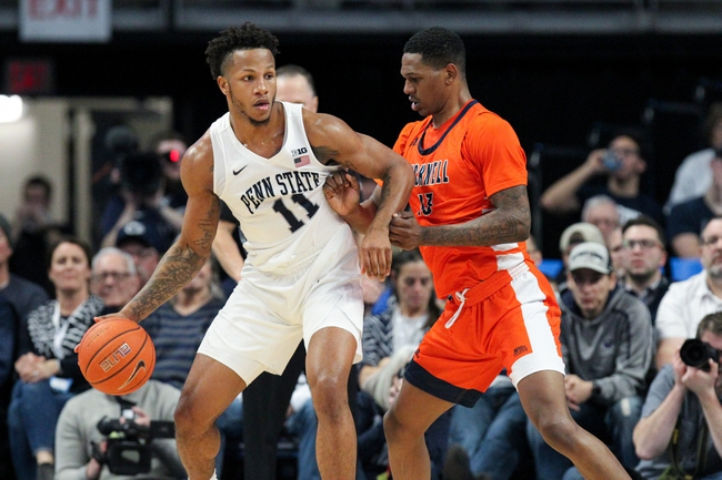 Penn State Nittany Lions vs. Wake Forest Demon Deacons - 12/4/19 College Basketball Pick, Odds, and Prediction