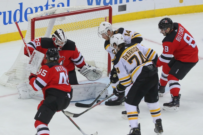 New Jersey Devils vs. Boston Bruins - 12/31/19 NHL Pick, Odds & Prediction