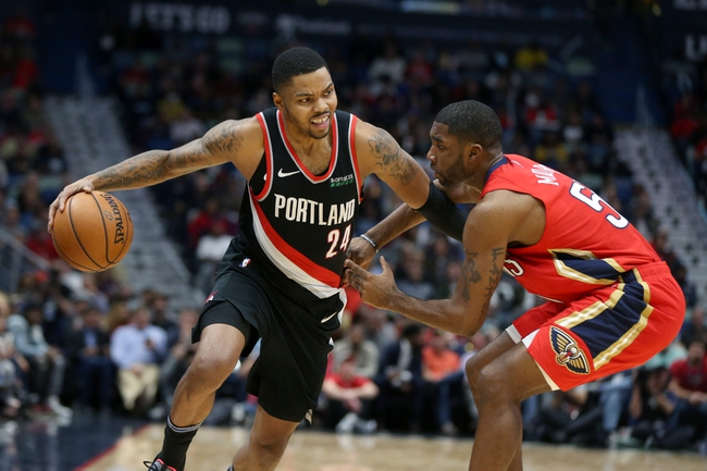 Portland Trail Blazers vs. New Orleans Pelicans - 12/23/19 NBA Pick, Odds & Prediction