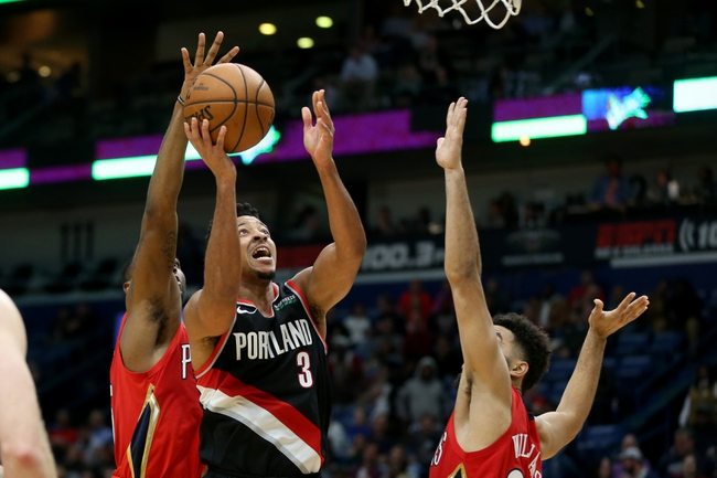 Oklahoma City Thunder vs. Portland Trail Blazers - 7/28/20 NBA Picks and Prediction