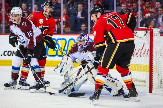 Colorado Avalanche vs. Calgary Flames - 12/9/19 NHL Pick, Odds, and Prediction