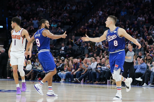Sacramento Kings vs. Phoenix Suns - 12/28/19 NBA Pick, Odds, and Prediction