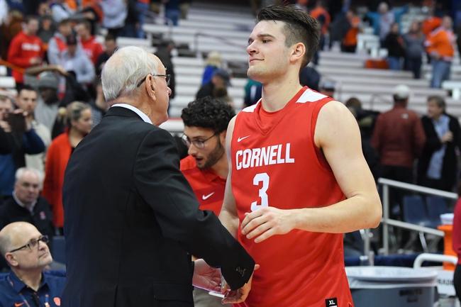 Cornell vs. Dartmouth - 2/28/20 College Basketball Pick, Odds, and Prediction