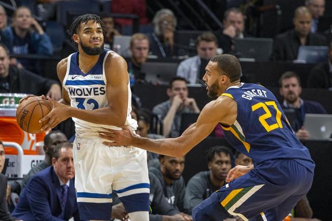 Minnesota Timberwolves vs. Utah Jazz - 12/11/19 NBA Pick, Odds, and Prediction