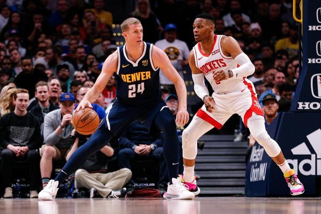 Denver Nuggets vs. Boston Celtics - 11/22/19 NBA Pick, Odds, and Prediction