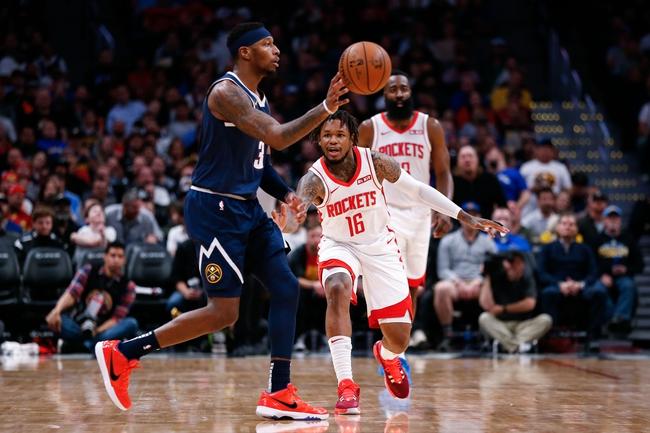 Houston Rockets vs. Denver Nuggets - 12/31/19 NBA Pick, Odds & Prediction