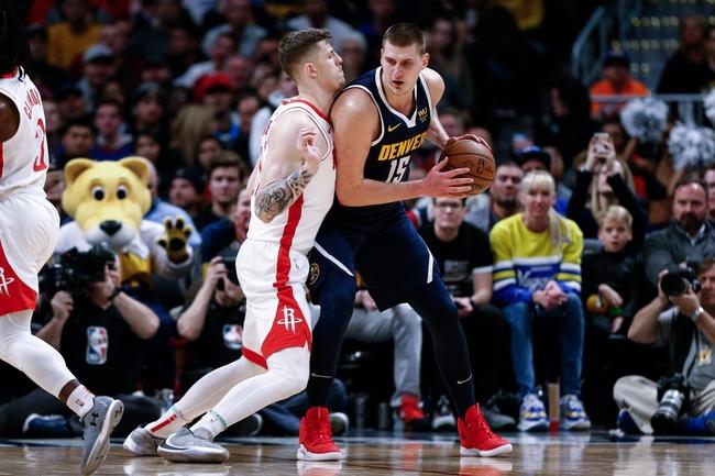 Houston Rockets vs. Denver Nuggets - 12/31/19 NBA Pick, Odds, and Prediction