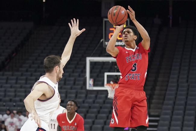 Fresno St Bulldogs vs. IUPUI Jaguars - 12/20/19 College Basketball Pick, Odds & Prediction