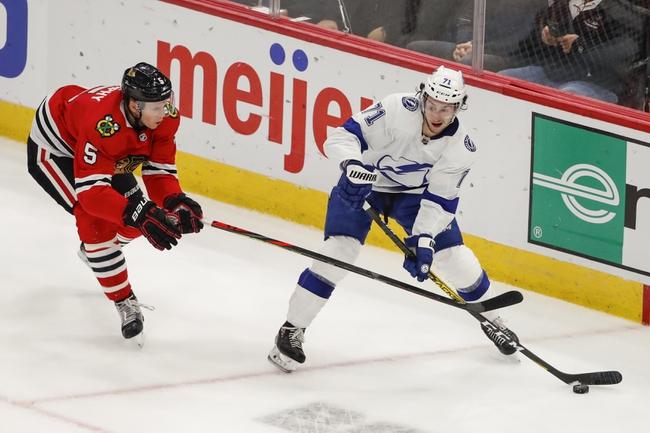 Tampa Bay Lightning vs. Chicago Blackhawks - 2/27/20 NHL Pick, Odds, and Prediction