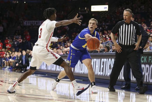 South Dakota State vs. Nebraska-Omaha - 2/8/20 College Basketball Pick, Odds, and Prediction