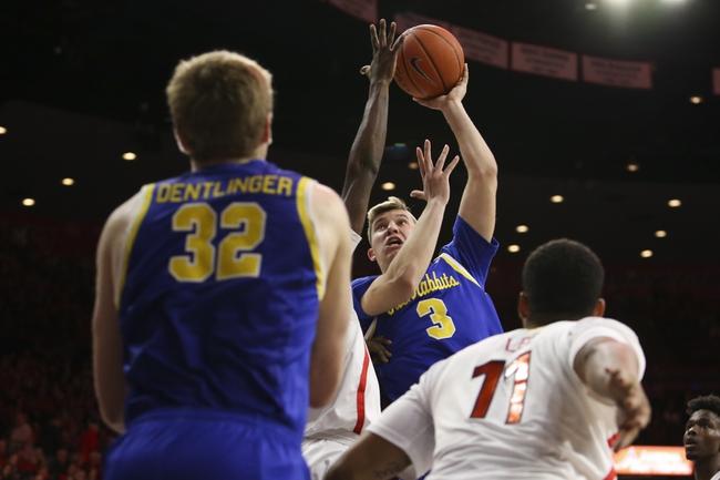 South Dakota State vs. North Dakota State  - 1/22/20 College Basketball Pick, Odds, and Prediction