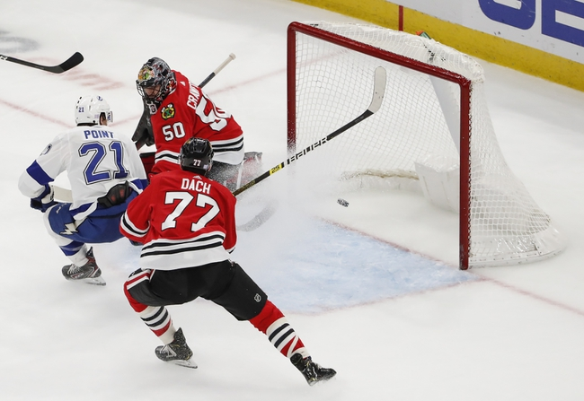 Tampa Bay Lightning vs. Chicago Blackhawks - 2/27/20 NHL Pick, Odds, and Prediction