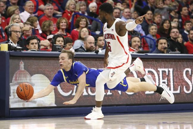 South Dakota State vs. South Dakota - 2/23/20 College Basketball Pick, Odds, and Prediction
