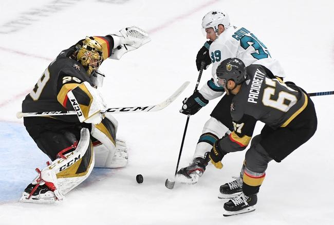 San Jose Sharks vs. Vegas Golden Knights - 12/22/19 NHL Pick, Odds, and Prediction