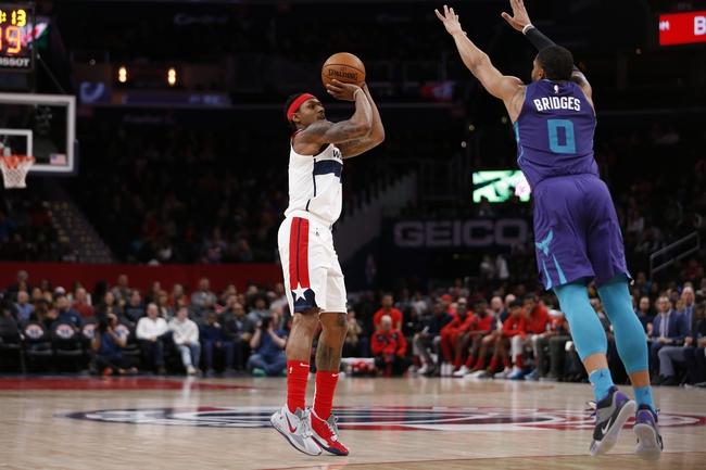 Charlotte Hornets vs. Washington Wizards - 12/10/19 NBA Pick, Odds, and Prediction
