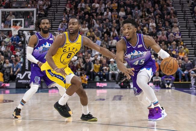 Utah Jazz vs. Golden State Warriors - 12/13/19 NBA Pick, Odds, and Prediction
