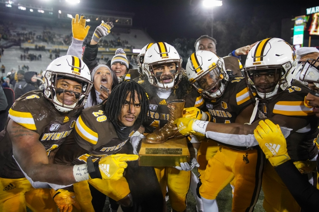 Wyoming at Colorado State 11/5/20 College Football Picks and Predictions