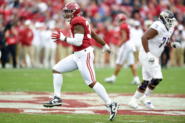 Anfernee Jennings  2020 NFL Draft Profile, Pros, Cons, and Projected Teams