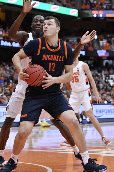 Bucknell Bison vs. Lafayette College Leopards - 2/3/20 College Basketball Pick, Odds & Prediction