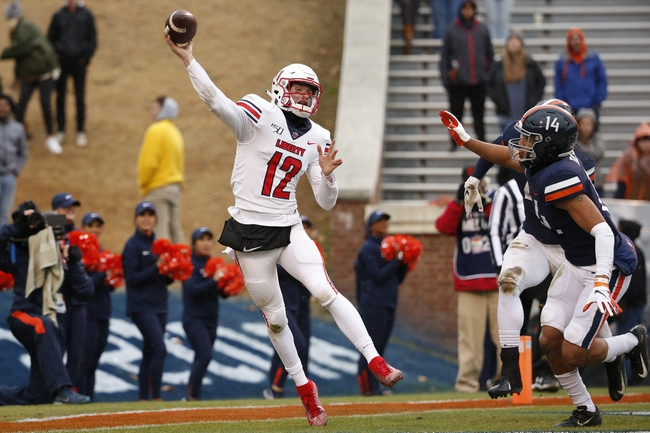 Liberty  vs. New Mexico State - 11/30/19 College Football Pick, Odds, and Prediction