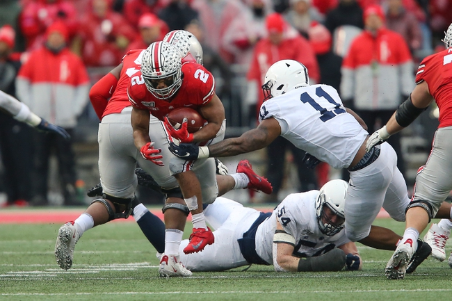 Ohio State vs. Penn State - 10/24/20 Early Look College Football GOY Pick, Odds, and Prediction