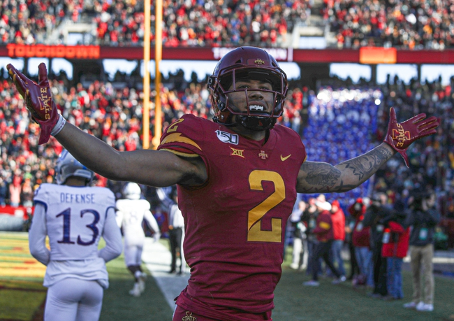 Kansas State Wildcats vs. Iowa State Cyclones - 11/30/19 College Football  Pick, Odds, and Prediction