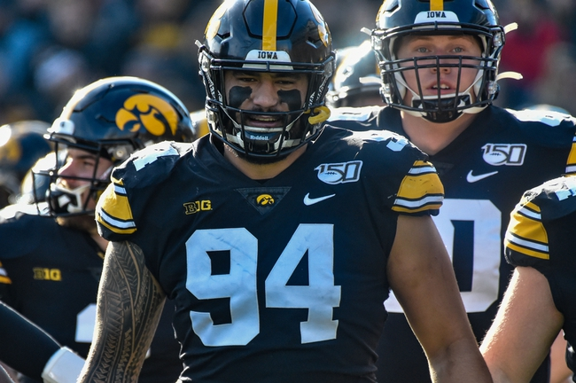 A.J. Epenesa 2020 NFL Draft Profile, Strengths, Weaknesses and Possible Fits