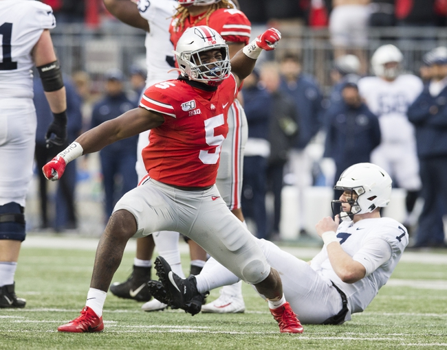 Penn State Nittany Lions vs. Rutgers Scarlet Knights - 11/30/19 NCAAF Pick, Odds, and Prediction