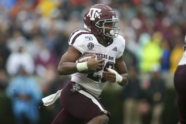 Oklahoma State vs. Texas A&M - 12/27/19 College Football Texas Bowl Pick, Odds, and Prediction