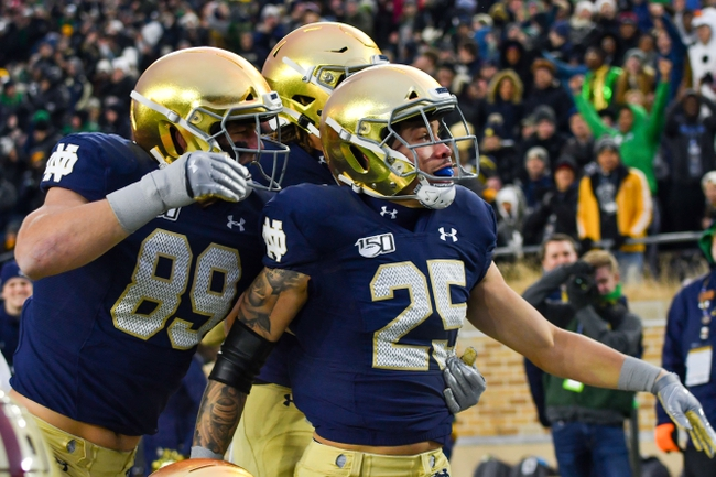 Stanford Cardinal vs. Notre Dame Fighting Irish - 11/30/19 NCAAF Pick, Odds, and Prediction