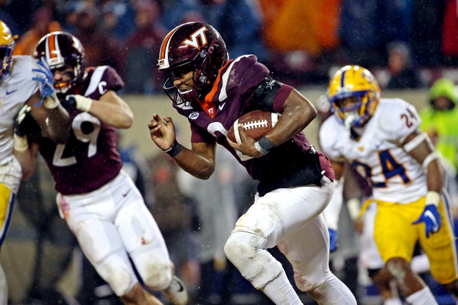 Virginia vs. Virginia Tech - 11/29/19 College Football Pick, Odds, and Prediction