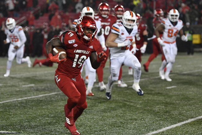 Kentucky vs. Louisville - 11/30/19 College Football Pick, Odds, and Prediction
