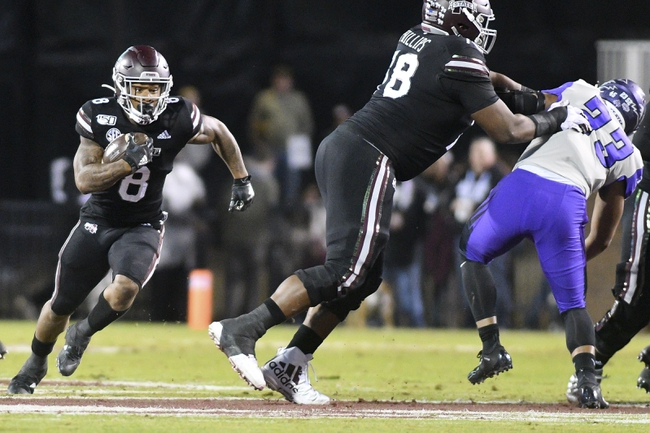 Mississippi State Bulldogs 2020 Win Total - College Football Pick, Odds and Prediction