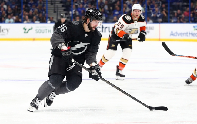 Anaheim Ducks vs. Tampa Bay Lightning - 1/31/20 NHL Pick, Odds, and Prediction