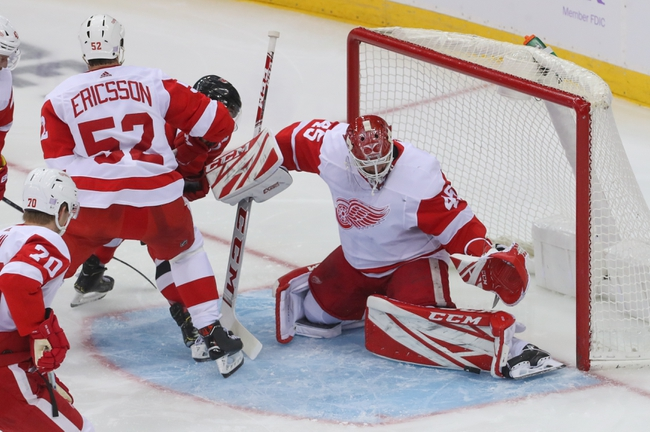 New Jersey Devils vs. Detroit Red Wings - 2/13/20 NHL Pick, Odds & Prediction