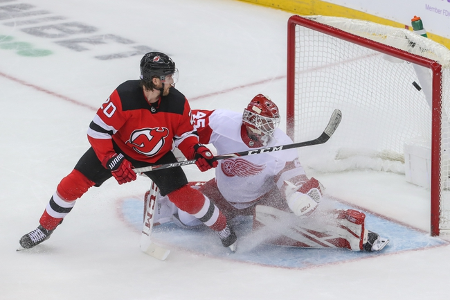 New Jersey Devils vs. Detroit Red Wings - 2/13/20 NHL Pick, Odds, and Prediction