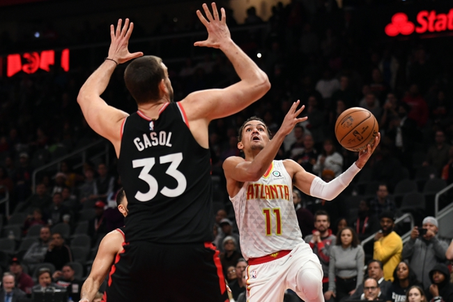 Atlanta Hawks vs. Minnesota Timberwolves - 11/25/19 NBA Pick, Odds, and Prediction