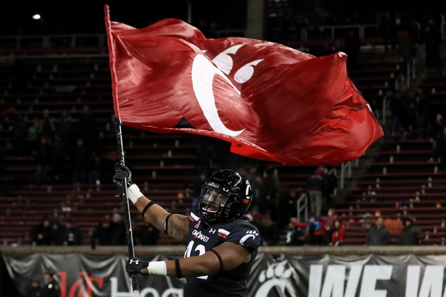 Canceled: Temple vs Cincinnati College Football Picks, Odds, Predictions 11/28/20
