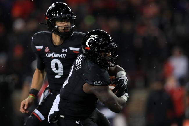 Cincinnati vs. Boston College - 1/2/20 College Football Birmingham Bowl Pick, Odds, and Prediction