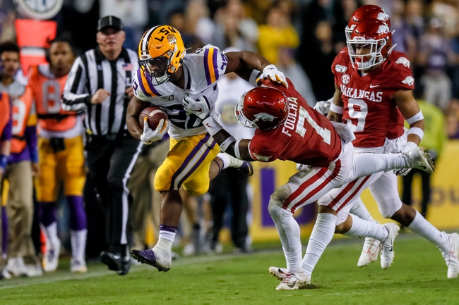 Arkansas 2020 Win Total - College Football Pick and Prediction