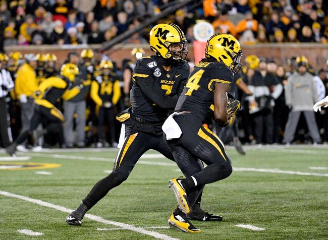 Missouri 2020 Win Total - College Football Pick and Prediction