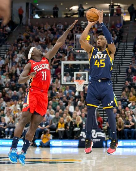 New Orleans Pelicans vs. Utah Jazz - 1/6/20 NBA Pick, Odds & Prediction