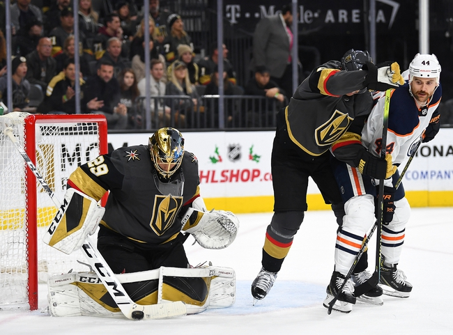 Vegas Golden Knights vs. Edmonton Oilers - 2/26/20 NHL Pick, Odds, and Prediction
