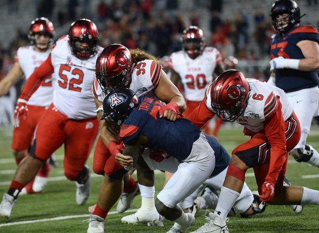 Arizona State Sun Devils vs.  Arizona Wildcats - 11/30/19 College Football Pick, Odds, and Prediction