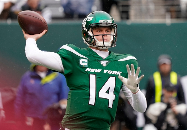 Cincinnati Bengals vs. New York Jets - 12/1/19 NFL Pick, Odds, and Prediction