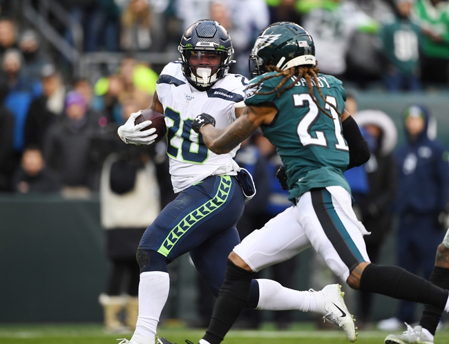 Philadelphia Eagles vs. Seattle Seahawks - 1/5/20 NFL Pick, Odds, and Prediction