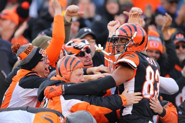 New York Jets at Cincinnati Bengals - 12/1/19 NFL Pick, Odds, and Prediction