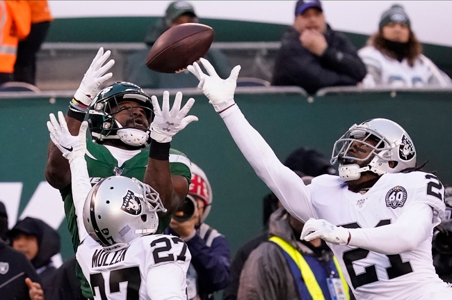 New York Jets vs. Oakland Raiders - 6/14/20 Madden20 NFL Sim Pick, Odds, and Prediction