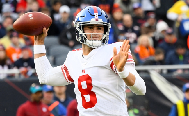 Green Bay Packers at New York Giants - 12/1/19 NFL Pick, Odds, and Prediction