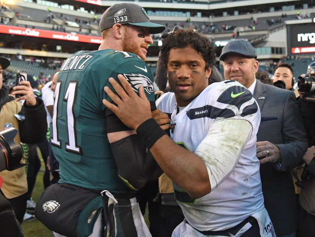 Seattle Seahawks at Philadelphia Eagles - 1/5/20 NFL Wild Card Pick, Odds, and Prediction